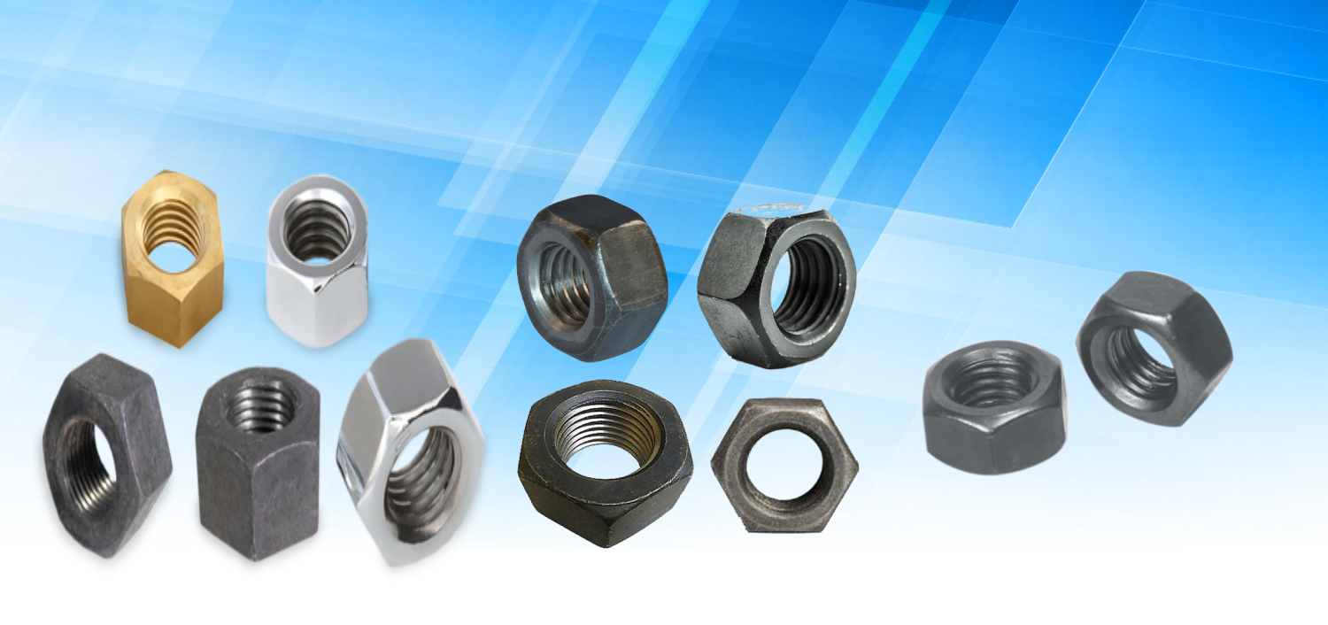 High Tensile Hex Nut In Etah