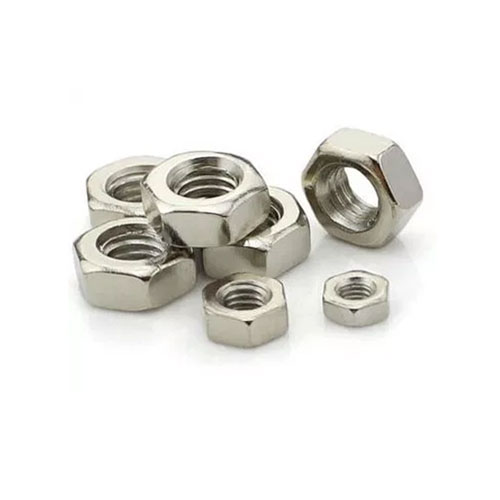 Nickel Hex Nut in Surajpur