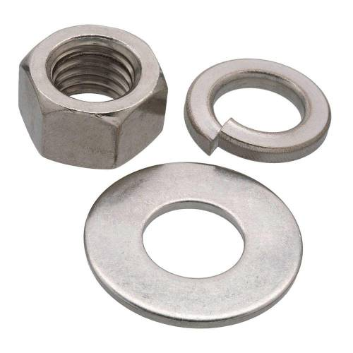 Stainless Steel Hex Nut in Tiruvallur